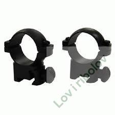 Nosač optike Norconia TM58-1 25,4mm/11-12mm