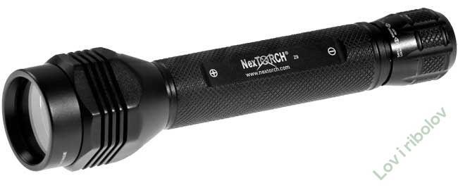 Baterijska lampa Z9 Nextorch