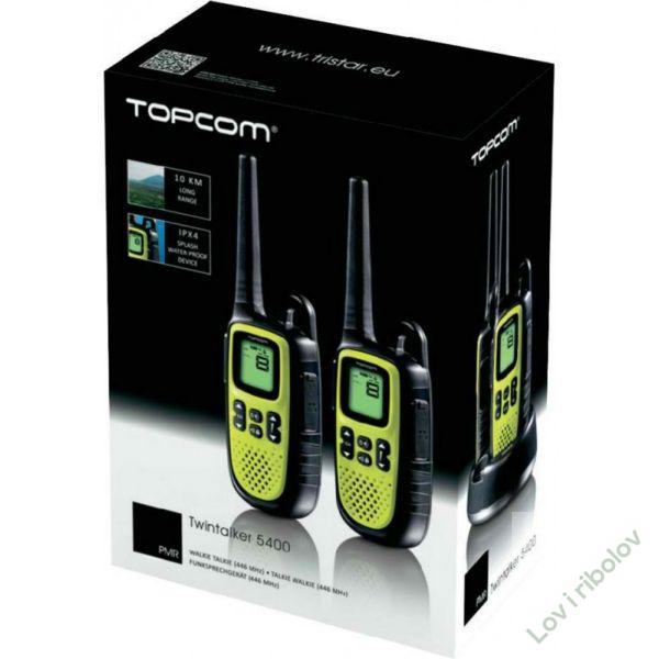Radio stanica TopCom Twintalker 5400/RC-6403