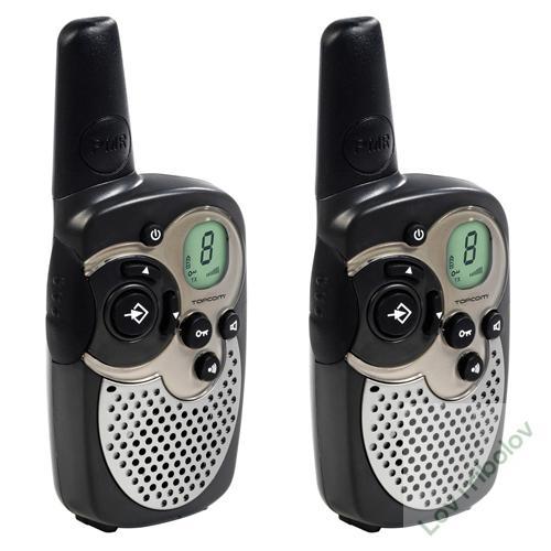 Radio stanica TopCom Twintalker 1302 duo combi pack/RC-6401
