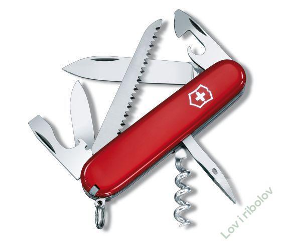 Victorinox Campr red 1.3613