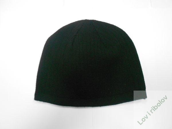 Kapa pletena crna
