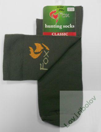 Lovačke čarape Fox art.801