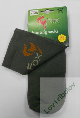 Lovačkem čarape Fox art.805