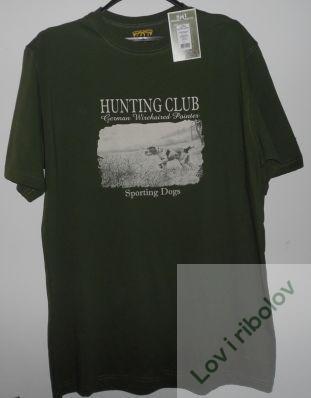 Lovačka majica Hunting club lov-47