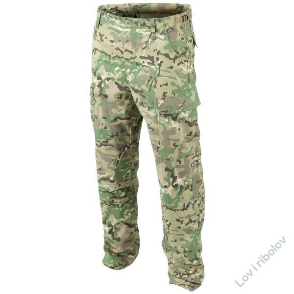 Pantalone MFH BDU Rip-stop Operation camo