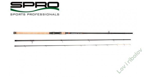 SPRO The Premium feeder H 390cm/ <140gr