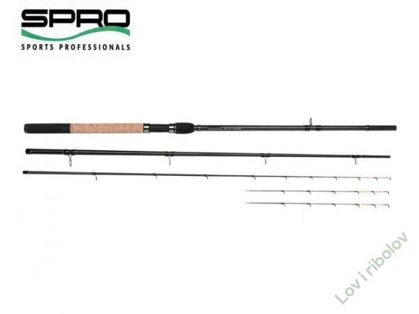 Stap SPRO Avontage pellet feeder MH 390cm/<100gr