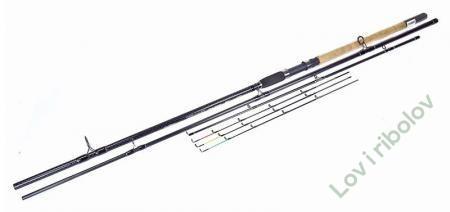 Formax Thunder carp feeder 330cm/130gr