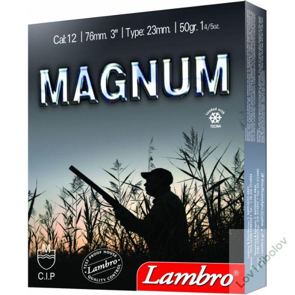 Patron Lambro Magnum Big game 12/76 11/0 50gr-12p