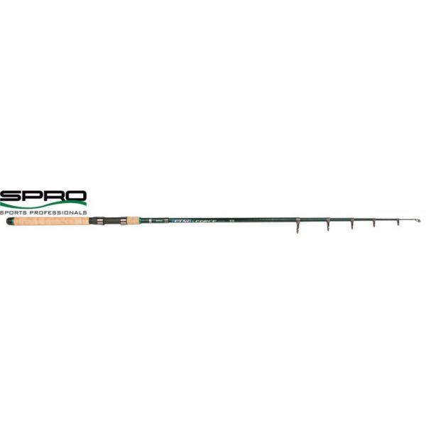 SPRO Dynoforce tele 300cm/80-150gr