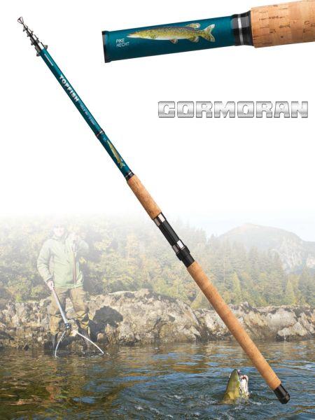 Cormoran Topfish tele 330cm/40-80gr