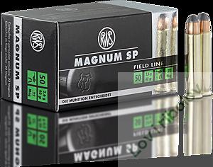 Malokalibarski metak RWS Magnum SP 2,6gr .22LR Mag.