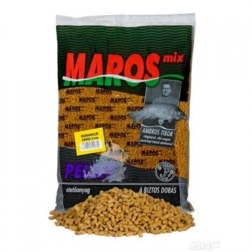 Maros Mix ECO series mikropeleti 1kg (crveni-žuti)