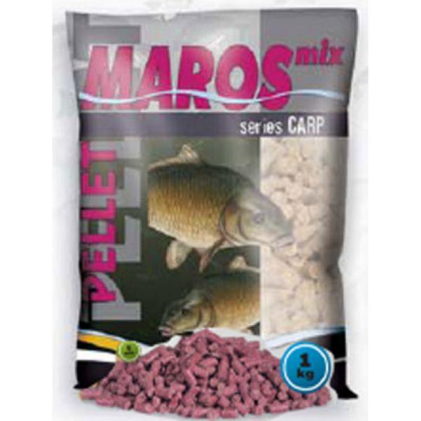 Maros Mix series Carp peleti 5mm 1kg