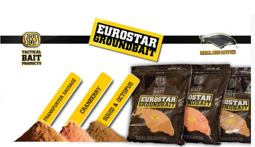 SBS Eurostar groundbait 1kg