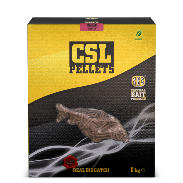 SBS CSL peletts 3-5mm 1kg