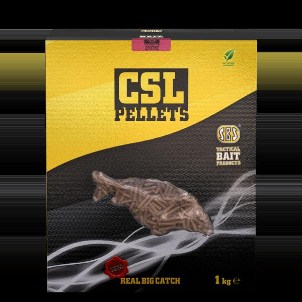 SBS CSL peletts 3-5mm 1kg