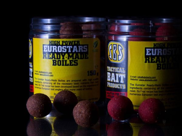 SBS Eurostar ready made boilie 16mm 150gr
