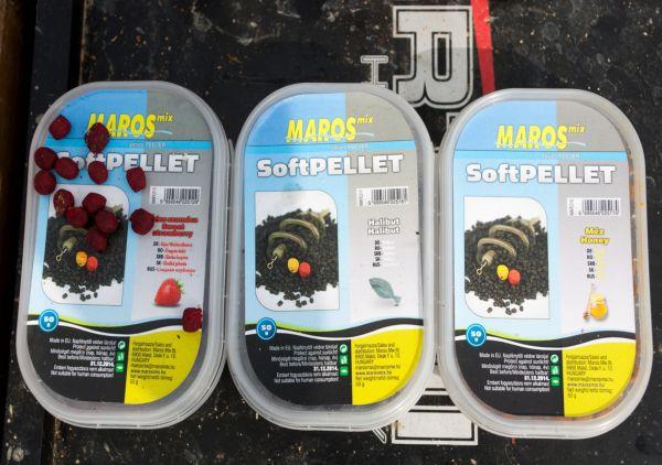 Maros Mix soft pellets 6mm 50gr