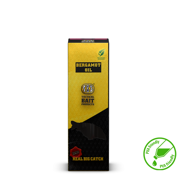 SBS Bergamot oil 20ml