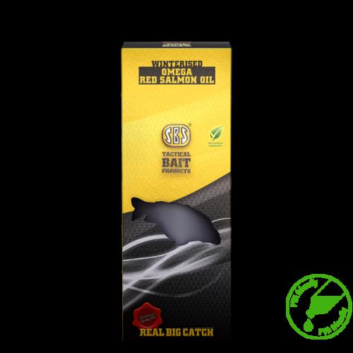 SBS Winterised omega Red Salmon oil 500ml
