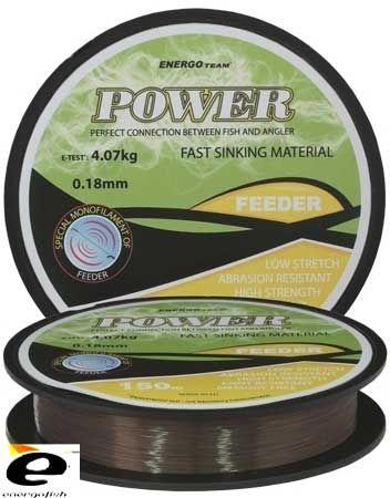Najlon Energoteam Power feeder 0,25mm 150m