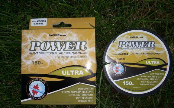 Energoteam Power ultra 0,35mm/150m