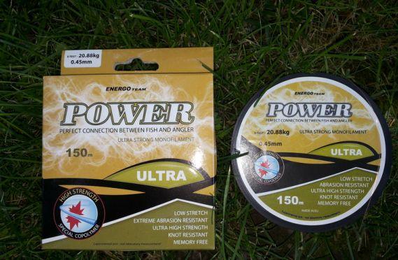 Energoteam Power ultra 0,40mm/150m