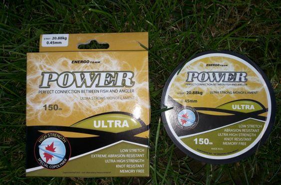Energoteam Power ultra 0,45mm/150m