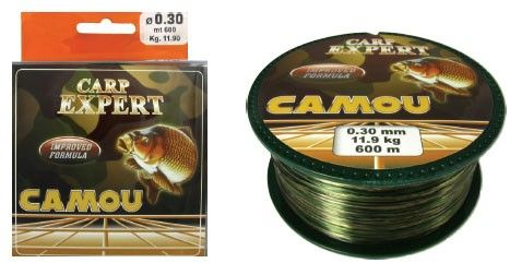 Carp Expert camou 0,30mm/600m