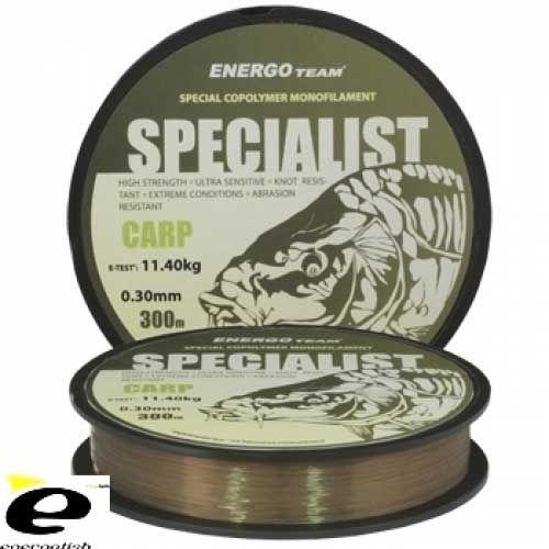 Energoteam Specialst carp 300m/0,35mm