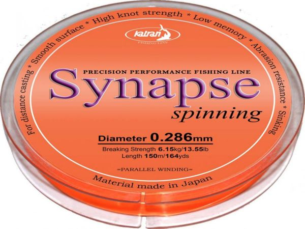 Katran Synapse spinning 150m/0,286mm