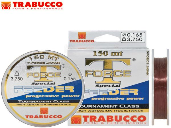 Trabucco T force special feeder 150m/0,255mm