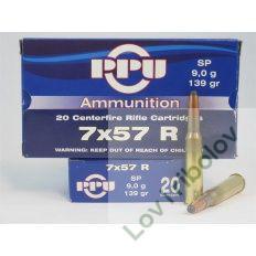 Karabinski metak PPU 7x57R SP 11,2gr