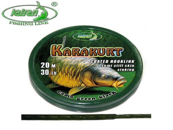 Katran Karakurt coated 20m sinking (20lb,25lb,30lb)