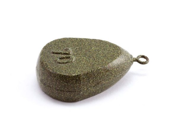 Carp System Flat swivel pear 50gr