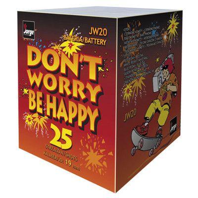 Jorge Dont Worry,Be Happy JW20