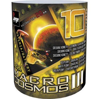 Jorge Makcro Cosmos III SM2126