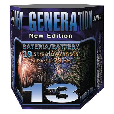 Jorge New Generation 13 JW 69