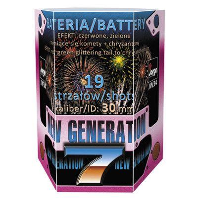 Jorge New Generation 7 JW34