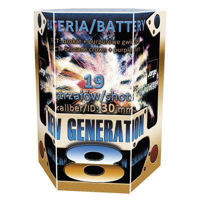 Jorge New Generation 8 JW38