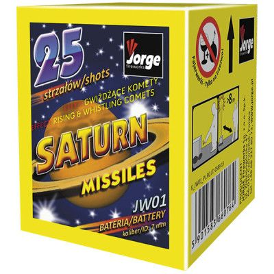 Jorge Saturn JW 01