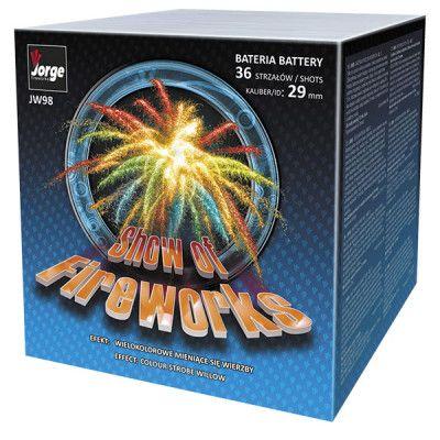 Jorge Show of fireworks JW 98