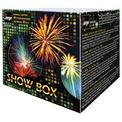 Jorge Showbox JW 5020