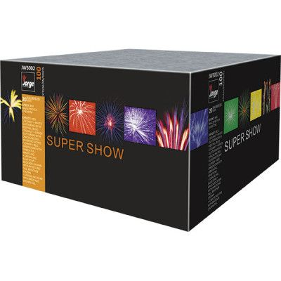 Jorge Supershow box JW 5002