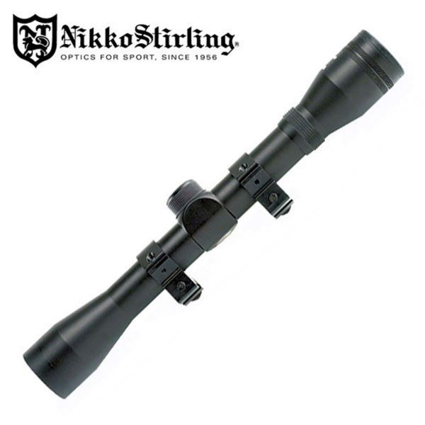 Nikko Stirling 4x32 Mountmaster