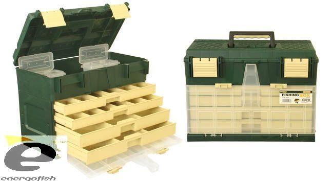 Kutija za pribor BOX tip 1070 ET