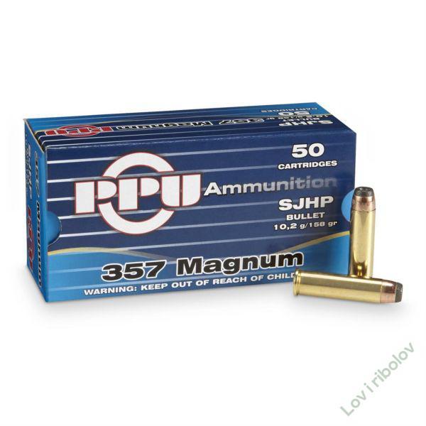 Revolverski metak .357 Magnum FMS 10,2gr