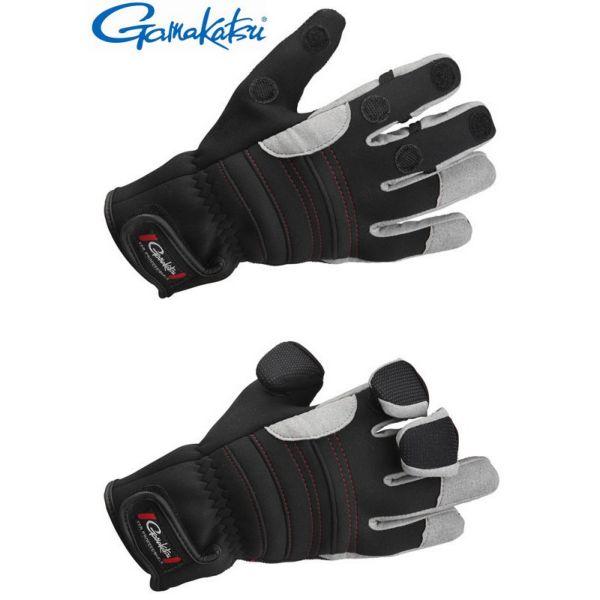 Gamakatsu neopren rukavice  7086